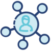 Insurance solutions insight icon