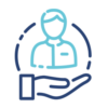 Personal insurance connection icon PROLINK