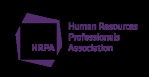 Logo of HRPA Human Resources Professional Association