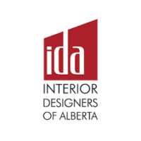 Logo of the Interior Designers of Alberta association
