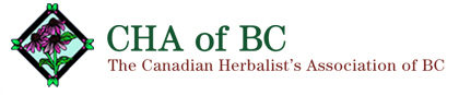 Logo of the Canadian Herbalist Association of British Columbia