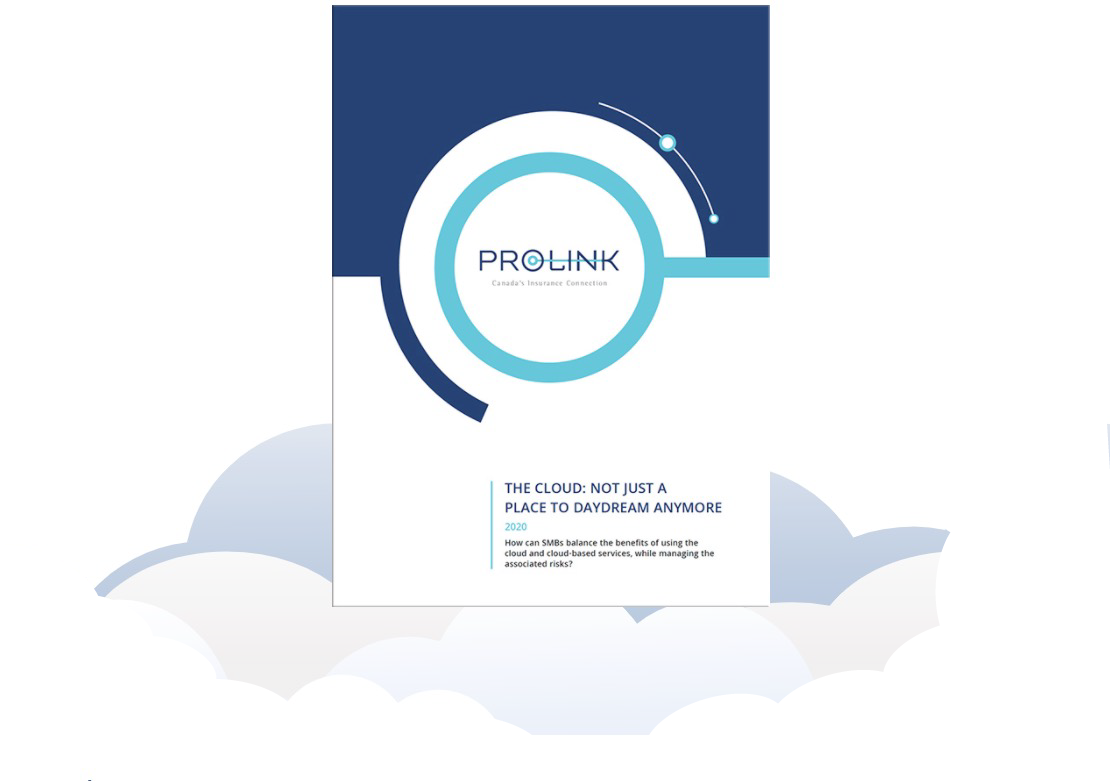 Graphic of the PROLINK Cloud insights statistics white paper