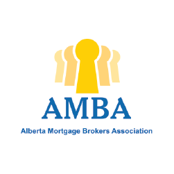 Alberta Mortgage Brokers Association Logo