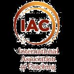 international association of coaching logo
