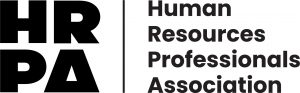 Logo for HRPA-human resources professionals association