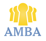 AMBA - Alberta Mortgage Brokers Association Logo
